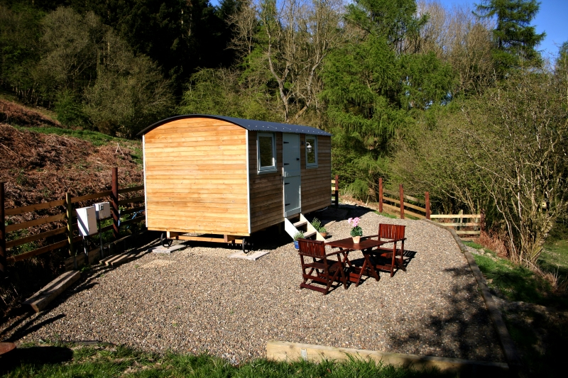 Monstay Shepherds Hut